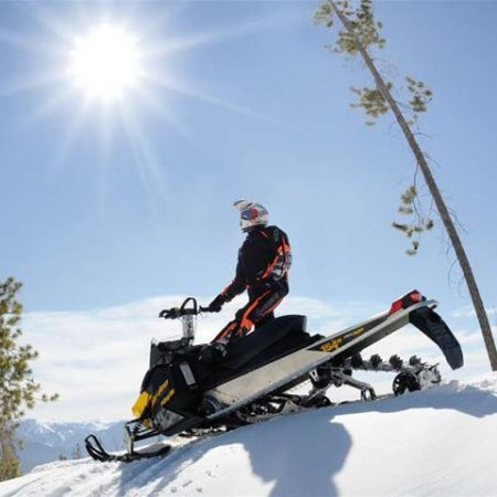 Echipament SNOWMOBILE